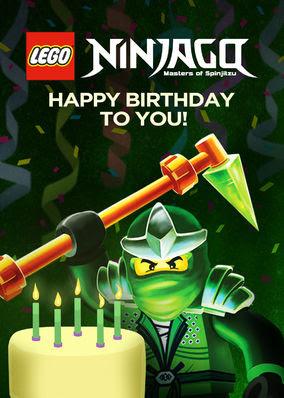 LEGO Ninjago: Masters of Spinjitzu:...