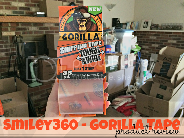 Smiley 360 Gorilla Tape Product Review