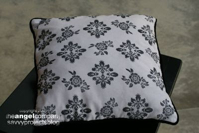 Candi Pillow Flannel Side