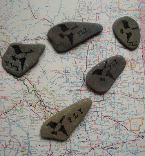 navigation stones