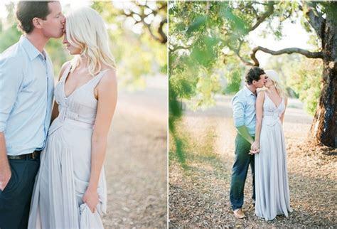 jemma keech australia engagement outdoors kissing   Once Wed