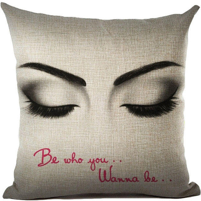 Throw Pillows With Quotes For Girls Room