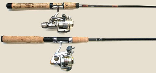 Fishing Rods Reels Learning How To Fish