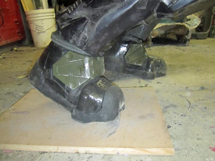 Boots Made Worn Kneel