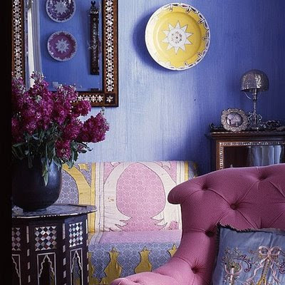 Moroccan/Mediterranean styled Bedroom Designs For Your Inspirations