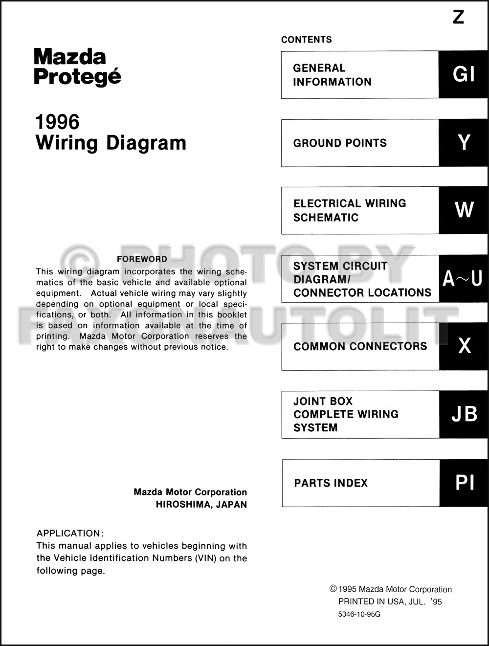 Diagram 200mazda Protege Wiring Diagram Manual Original Full Version Hd Quality Manual Original Pvdiagramrasty Stuzzicalibro It