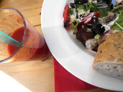 huisgemaakte falafel