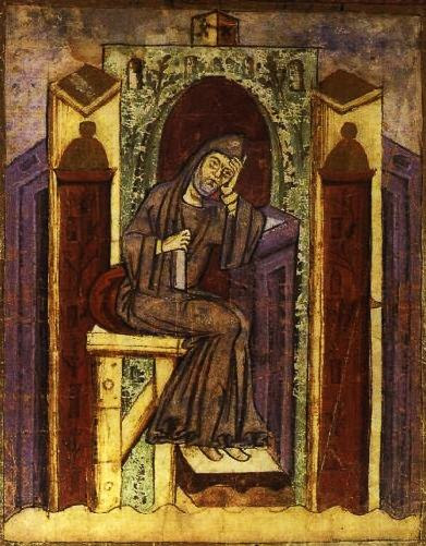 Notker Balbulus, St Gall, contos e lendas medievais