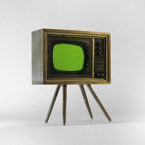 TV by Joan Kamberai