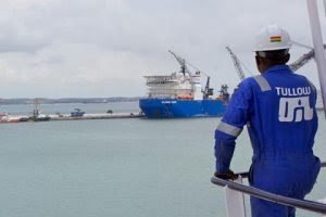 Tullow to build Kenya's 865 KM oil pipeline