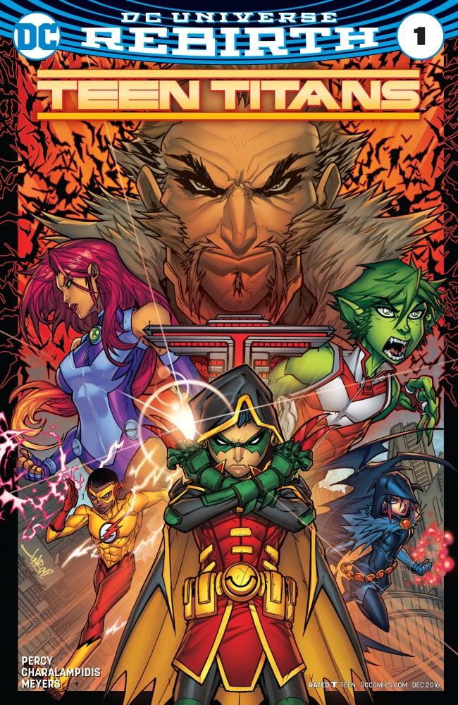 Download Teen Titans #01