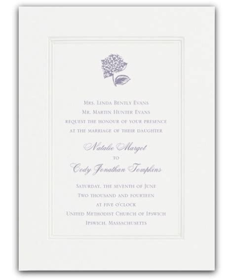 Wedding Invitation Wording: Wedding Invitation Wording Ireland