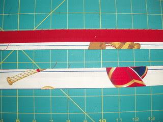 2 sided binding step 4