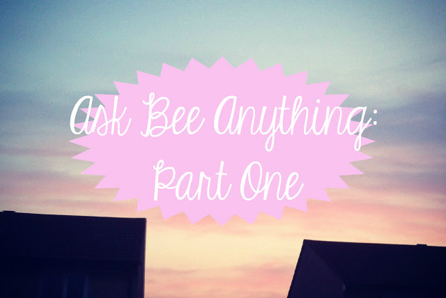 ask bee anything