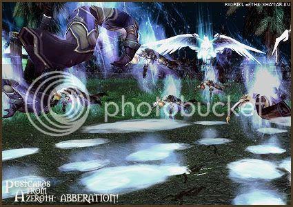 PostcardsFromAzeroth.com: Abberation!