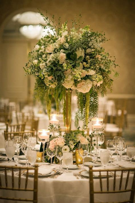 Classic Beverly Hills Ballroom Wedding   Tall Wedding