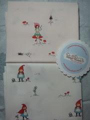 Ariel's fabric