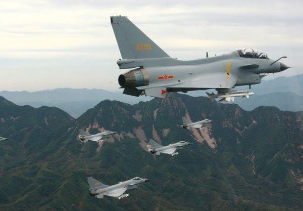 """""""Taiwan puede ver casi todas las salidas significativas de la fuerza aérea de China y el seguimiento de sus entrenamientos con este radar."""""""