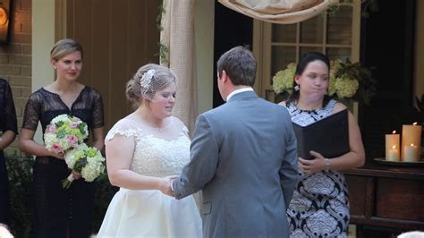 Minister Pukes During Vows, Is in the Wrong Line of Work