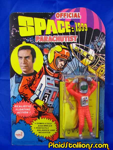 Eagle pilot from Space:1999