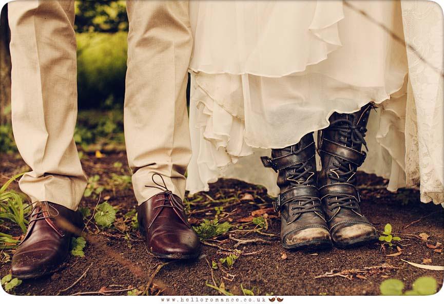 Unusual Wedding Photos Ipswich - Hello Romance