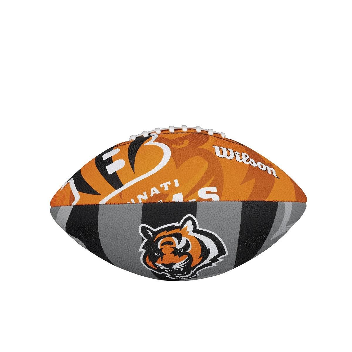 Wilson F1534XB NFL Team Logo Junior  American Football Equipment, Baseball, Softball
