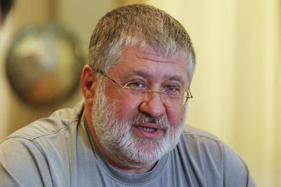 Igor Kolomoisky, billionaire and governor of the Dnipropetrovsk region, speaks during an interview in Dnipropetrovsk in this May 24, 2014 file photo. REUTERS-Valentyn Ogirenko-Files