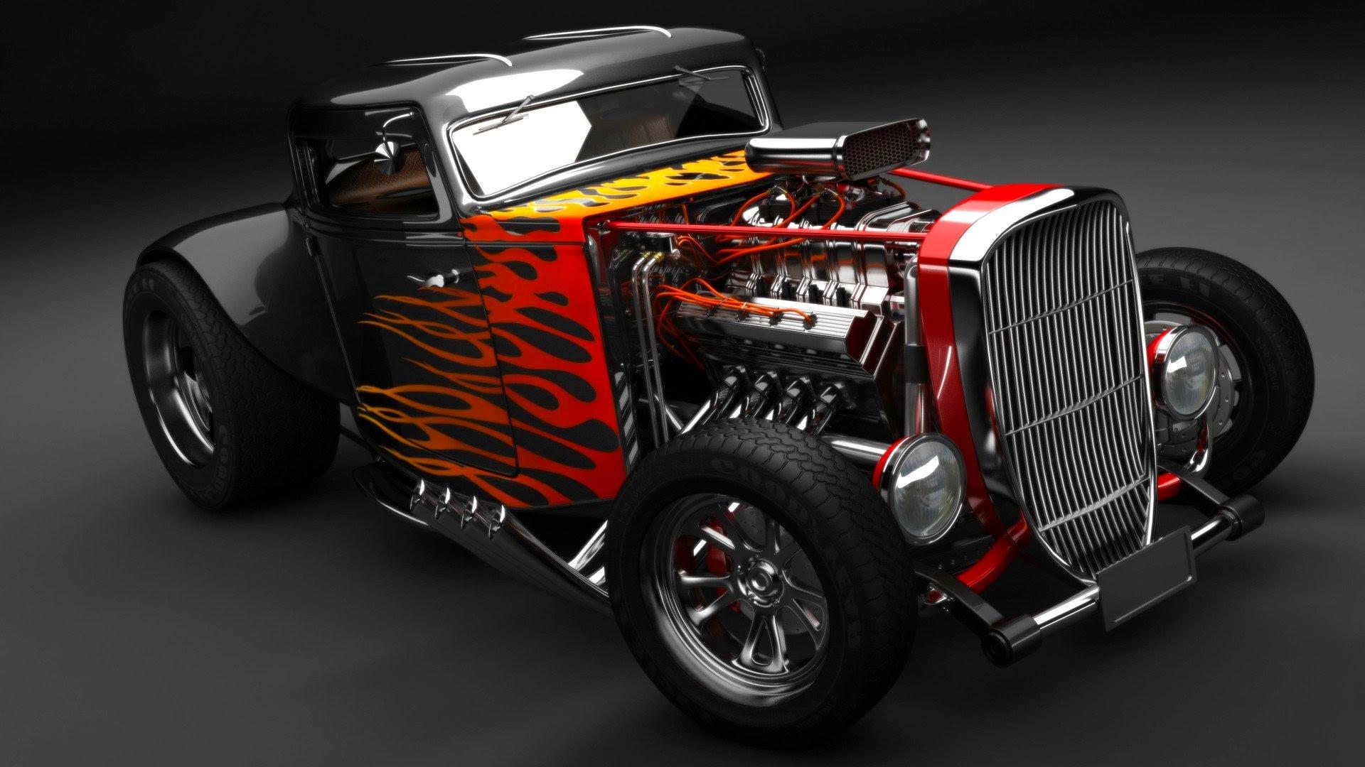 HOT ROD rods custom street muscle streetrod hotrod wallpaper  1920x1080  947854  WallpaperUP