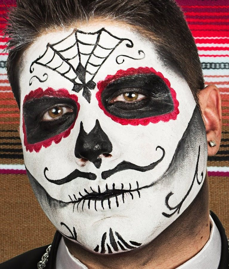 Sugar Skull Halloween Makeup Ideas For Beautiful Look A Diy Projects
