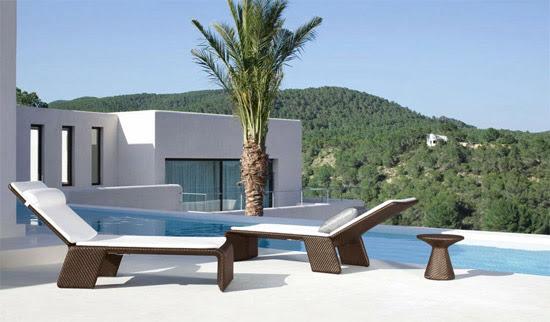 Diseño, Decoracion, Terrazas, Muebles, Dedon