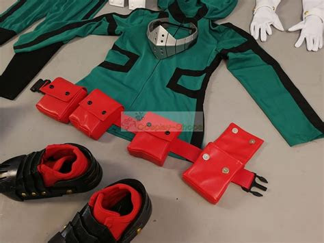 custom cheap  hero academia midoriya izuku costume gamma cosplay costume   hero academia