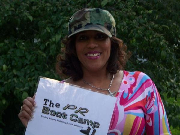 Pam Perry PR Camp