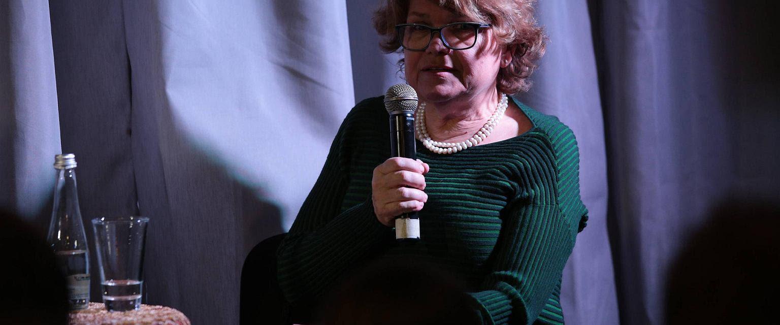 Anna Bikont Na Zakończenie Festiwalu Czytelniczego Jaka Naprawdę