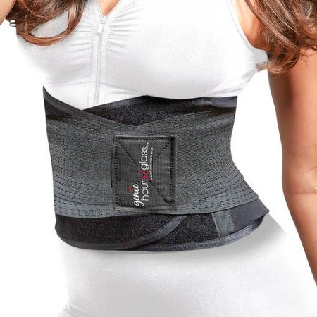 Genie Women's Hour Glass Waist Cincher