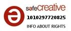 Safe Creative #1010297720825