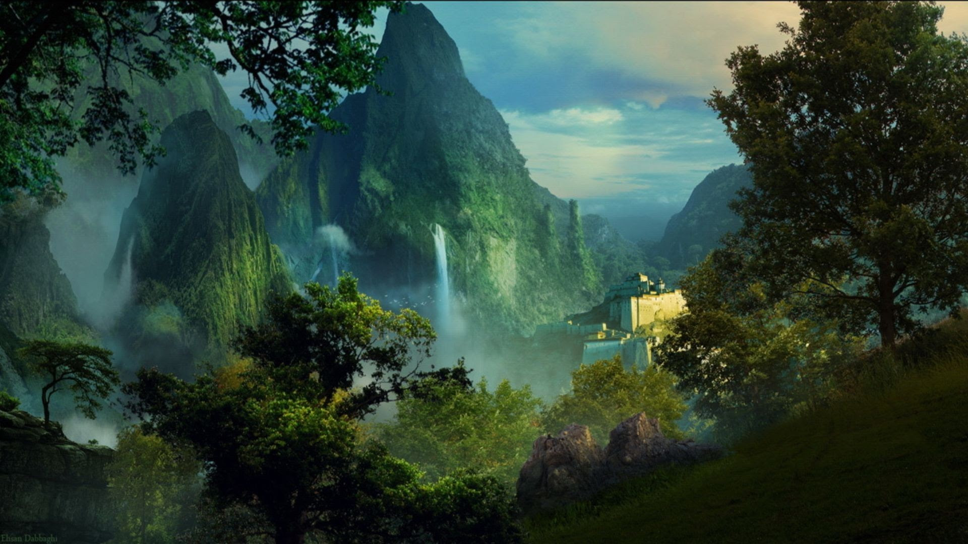 Fantasy HD Wallpapers 77+ images