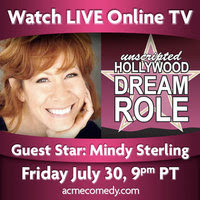 "Hollywood Dream Role with ""Austin Powers"" star Mindy Sterling!  SCOOOOOTT!!!"
