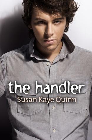 The Handler (Mindjack Origins, #2)