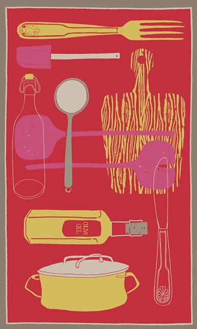 Kitchen Rug Design
