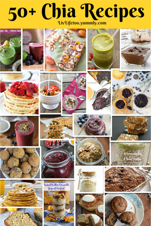 50 Chia Recipes