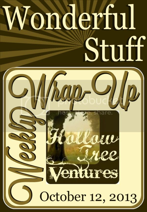 Hollow Tree Ventures weekly wrap up Oct 12, 2013 by Robyn Welling @RobynHTV