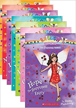 http://www.amazon.com/Rainbow-Magic-Princess-Fairies-Volume/dp/054548023X/ref=sr_1_3?ie=UTF8&qid=1390333864&sr=8-3&keywords=rainbow+fairies