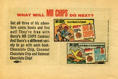 Mr Chips comic back cover