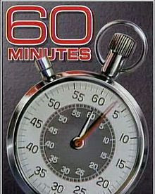 Since 1978, the opening features the Aristo (Heuer) stopwatch... . 60 Minutes is an American television news program that was created in 1968. Don Hewitt created the program and set it apart by using a unique style of reporter-centered investigation. In 2002, 60 Minutes was ranked No. 6 on TV Guide's 50 Greatest TV Shows of All Time.
