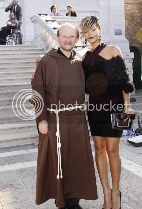 rihanna a venezia per il matrimonio del suo manager