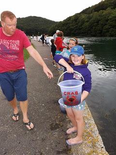 Georgia's bucket of crabs