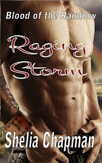 Raging Storm - Book 1 of Blood of the Rainbow - an A Vested Interest prequel series