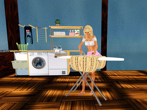 Review - Belle Belle - Laundry set/ironing