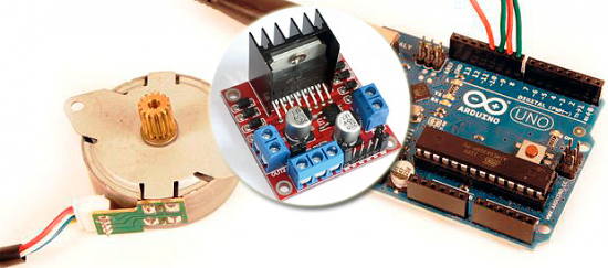 Arduino Stepper Motor Driver