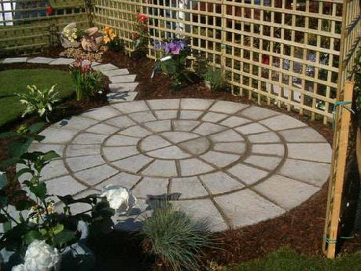 Ideas for small paver patios